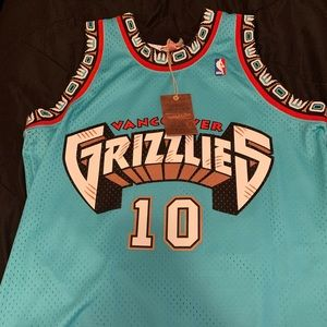 Grizzlies jersey 10/10 condition never before worn